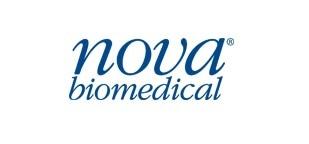 Nova Biomedical logo.