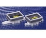 Turbine flowmeter designed for battery powered or portable equipment