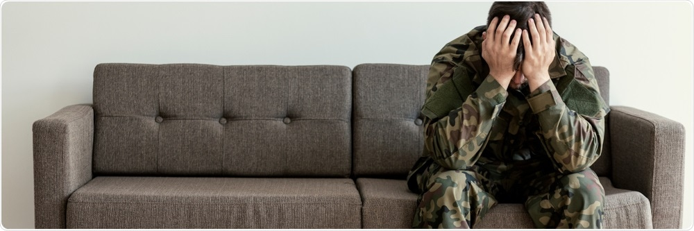 Image result for military ptsd