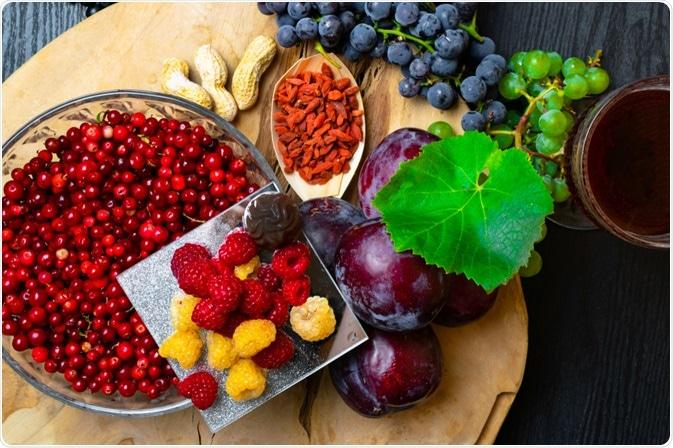 Food Rich in Resveratol