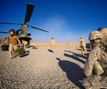 Study looks at suicidal thoughts in American soldiers serving in Afghanistan