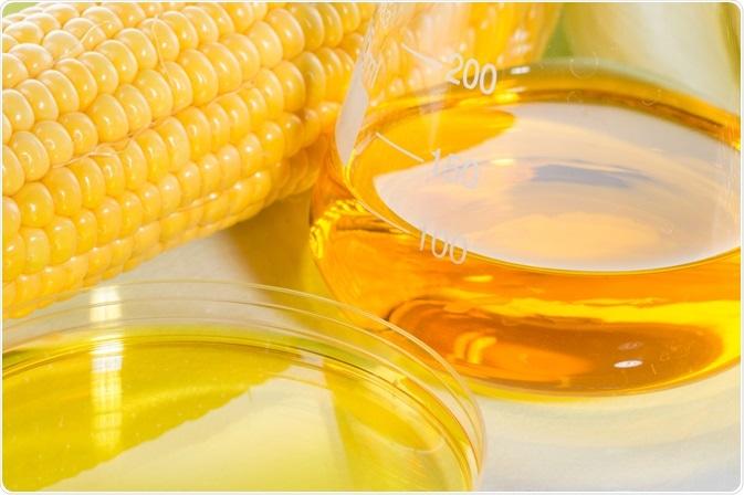 Fake honey - addition of corn syrup