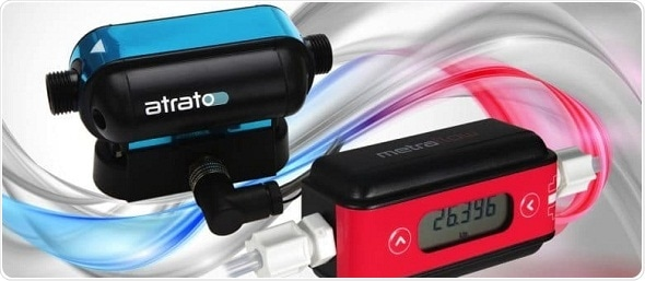 Increasing use of Atrato ultrasonic flowmeter technology for medical applications