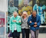 Study explores the nature and robustness of support networks in old age