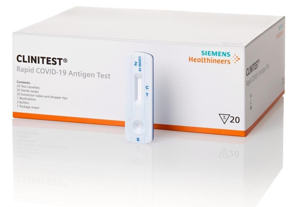 Siemens Healthineers lance le test rapide d
