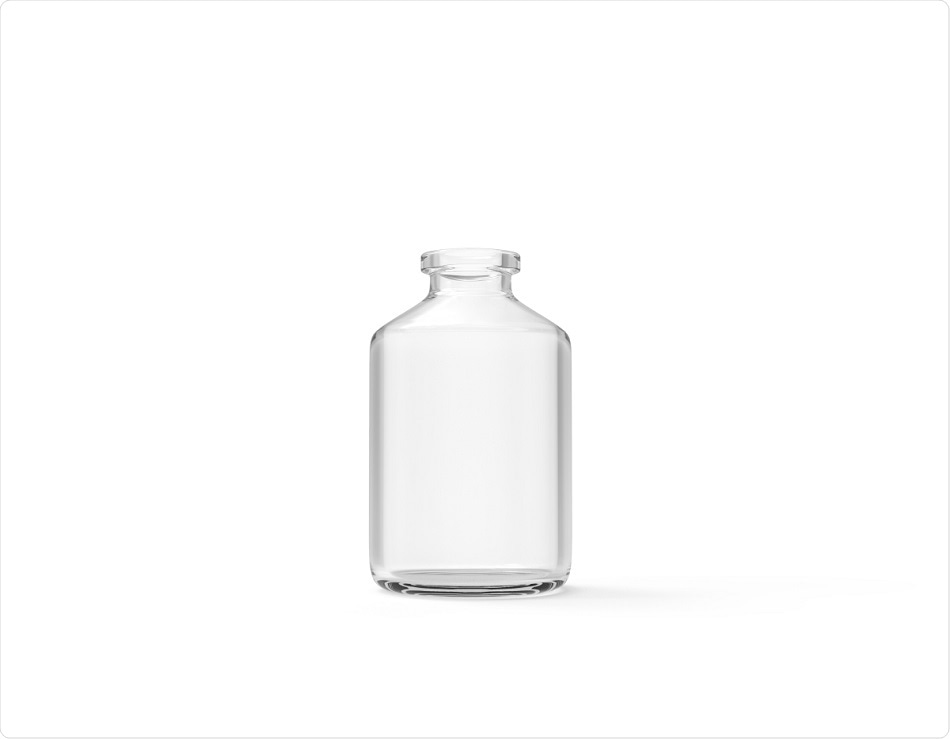 Sterinity Glass Vial