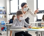 Staff and families support use of COVID-19 mitigation measures in UK schools