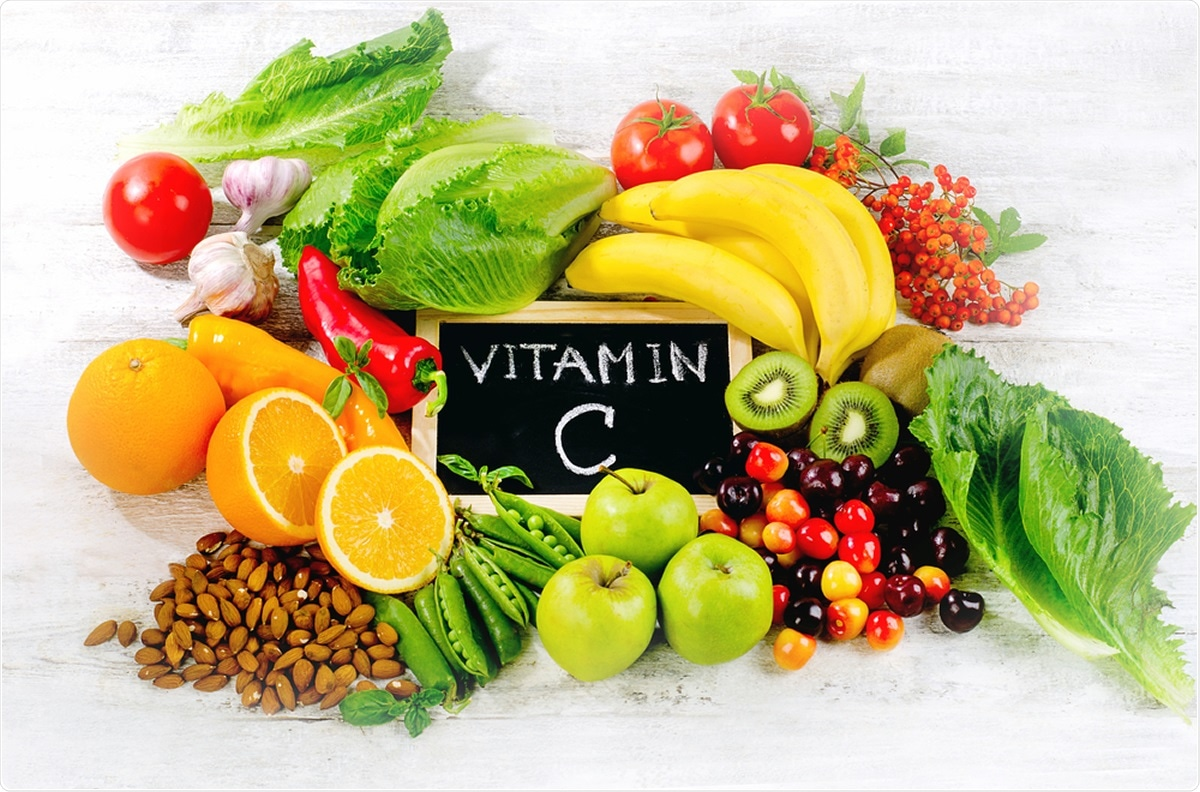 Vitamin C — An Adjunctive Therapy for Respiratory Infection, Sepsis and COVID-19. Image Credit: Tatjana Baibakova / Shutterstock