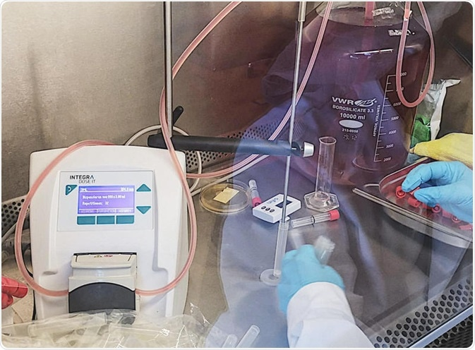 Pandemic Ready: How to Rapidly Scale up Liquid Handling in Diagnostic Labs