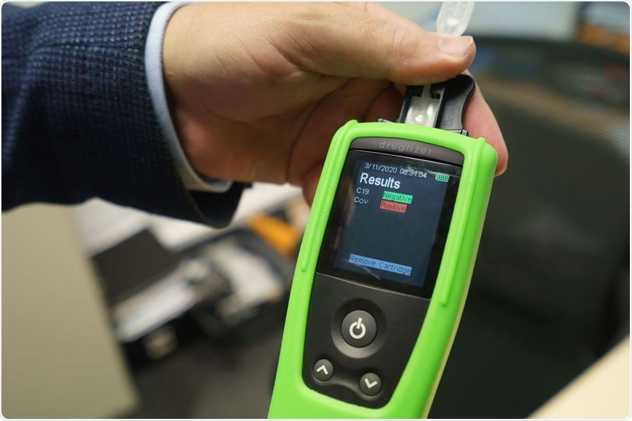 IMCRC launches new funding initiative with an Australian first rapid COVID-19 test