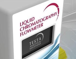 High Resolution Liquid Chromatography Flowmeter