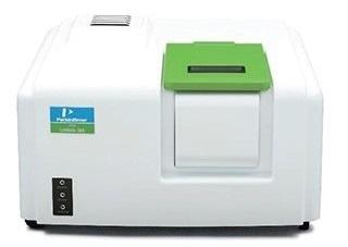 PerkinElmer LAMBDA 365 UV/Vis Spectrometer.