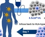 Virus induced lymphocytes show promise for COVID-19 and future pandemics