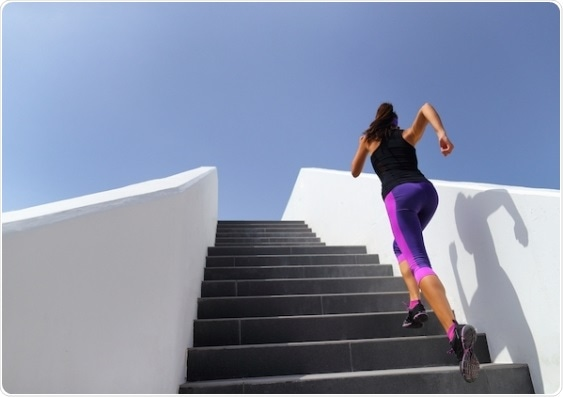 Short bursts of intense exercise could help people get fit in time for summer