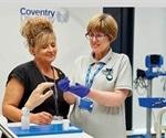 Coventry University professor develops new medical simulator for delivering blood glucose training