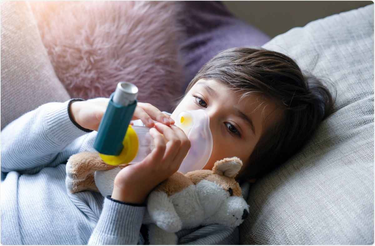 Study: Childhood asthma outcomes during the COVID-19 pandemic: Findings from the PeARL multi-national cohort. Image Credit: Ann / Shutterstock