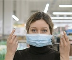 Universal mask-wearing can reduce SARS-CoV-2 transmissibility by almost two-thirds, study finds