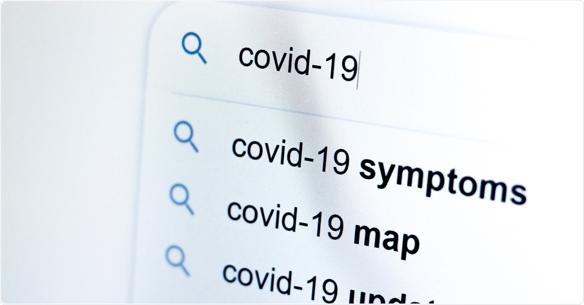 Study: Google Searches for Taste and Smell Loss Anticipate Covid-19 Epidemiology. Image Credit: Haysekiz / Shutterstock