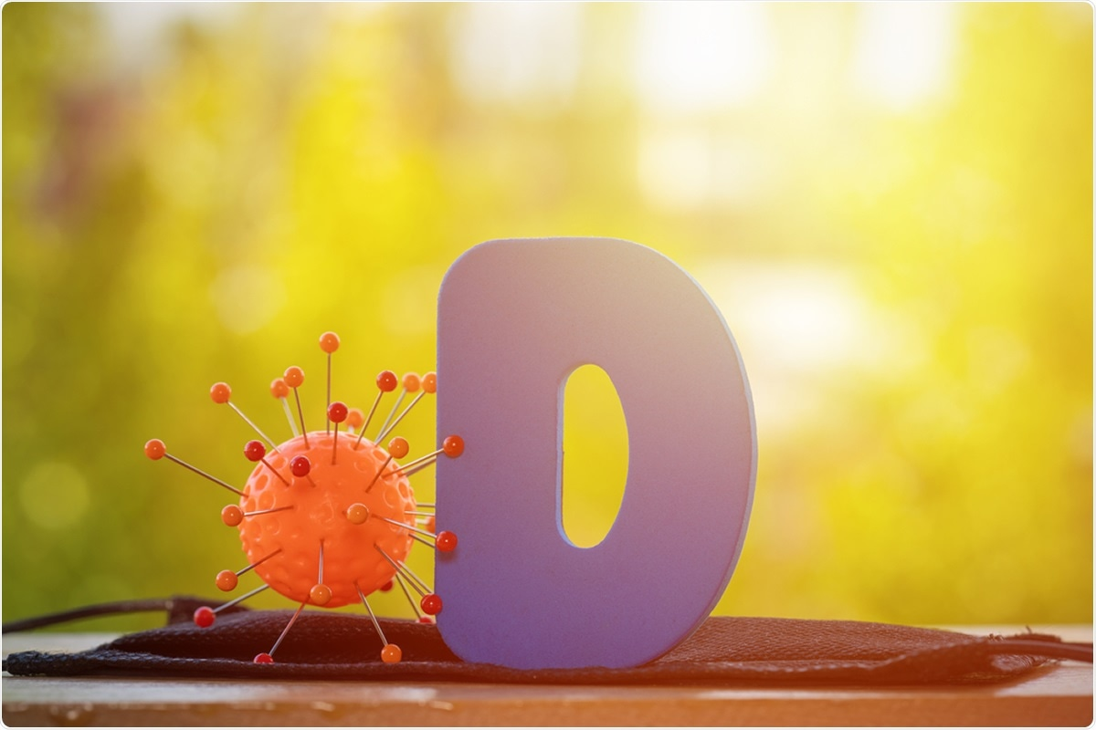 Study: Avoidance of vitamin D deficiency to slow the COVID-19 pandemic. Image Credit: Alrandir / Shutterstock