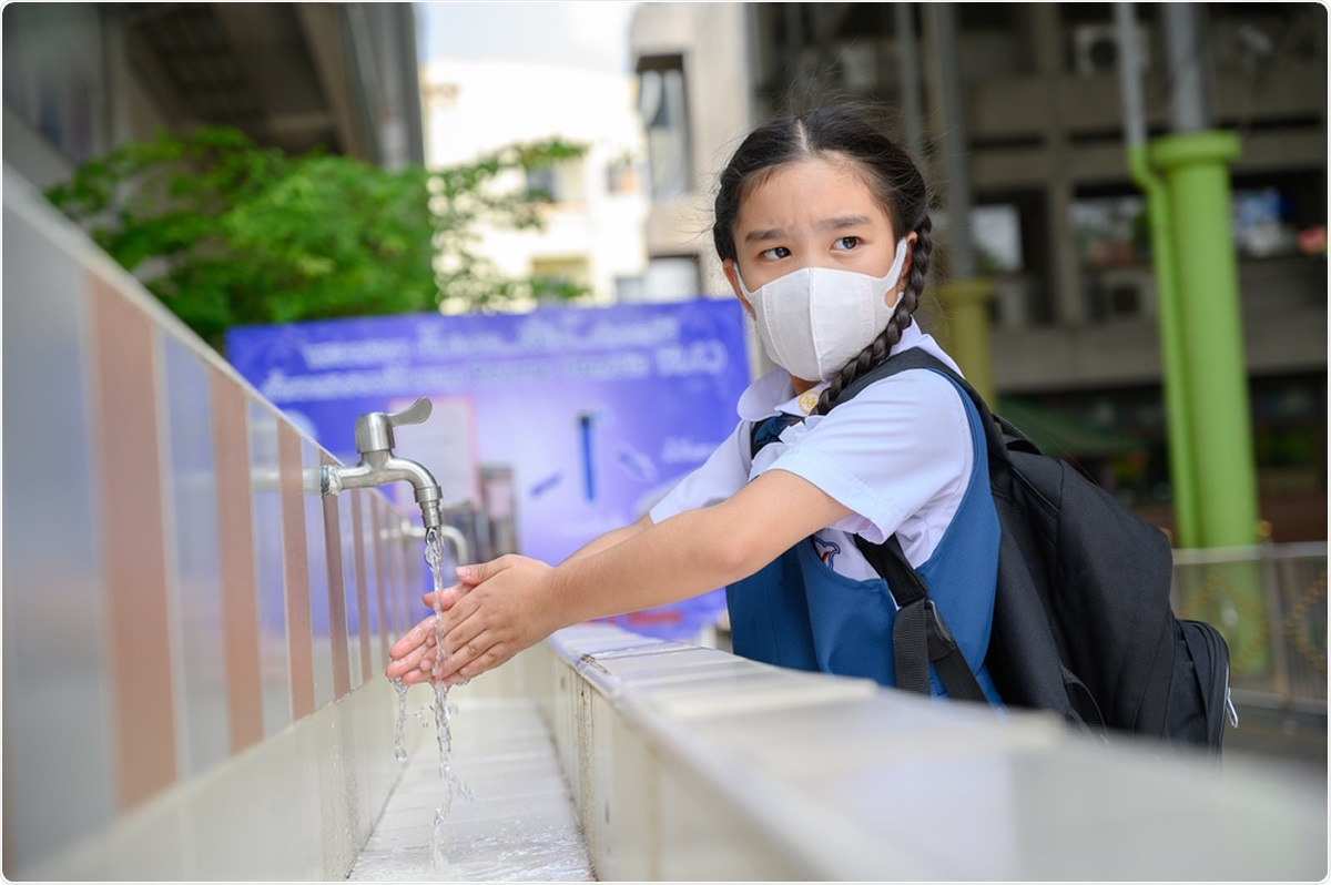 Study: A Pediatric Strategy for the Next Phase of the SARS–CoV-2 Pandemic. Image Credit: Casezy idea / Shutterstock