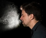 Study shows increasing size of respiratory droplets under cold humid conditions