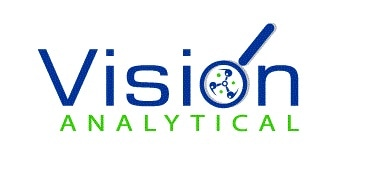 Vision Analytical Inc. logo.