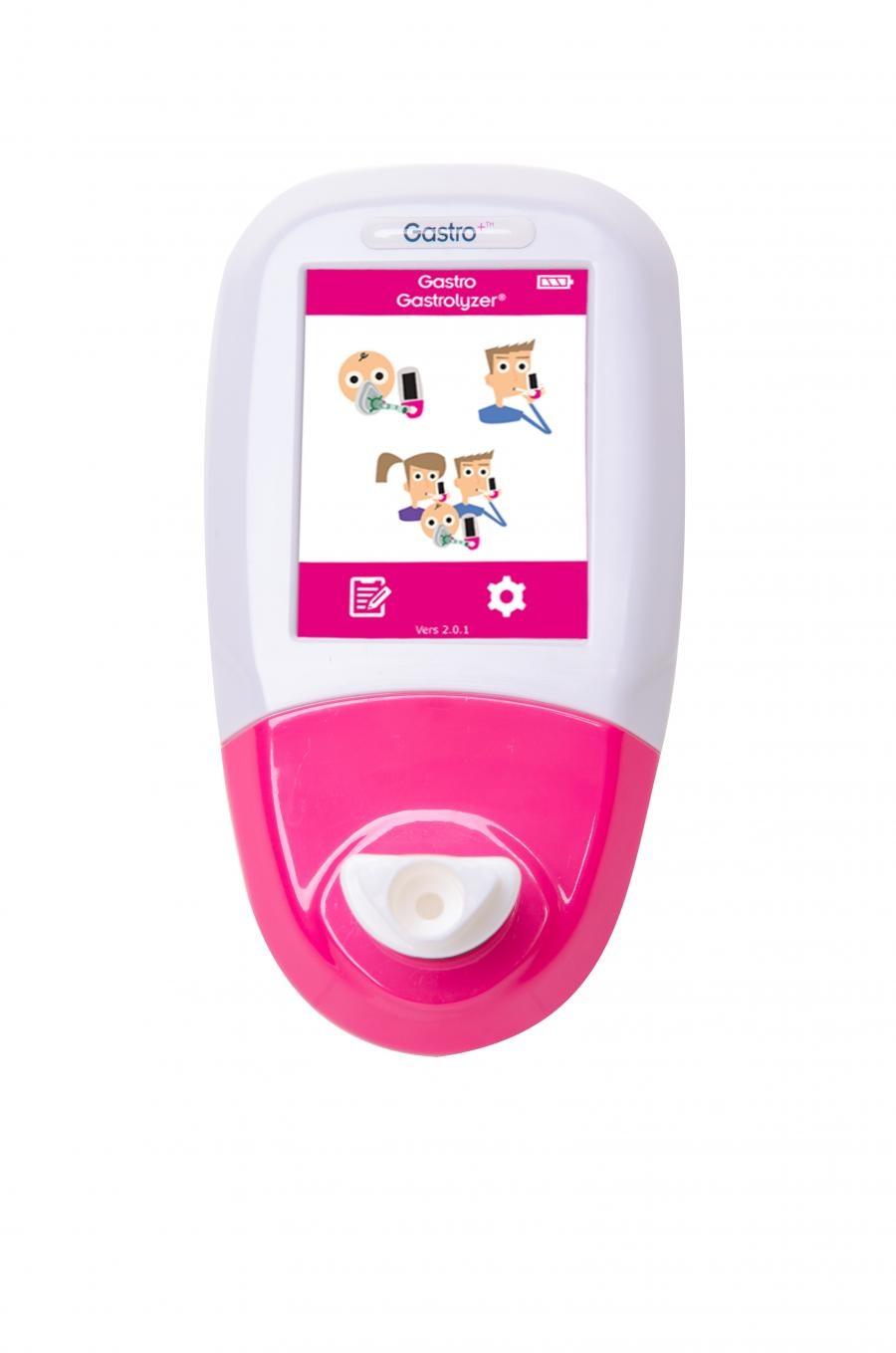 Gastro+ TM Gastrolyzer® Breath Monitor from Bedfont Scientific