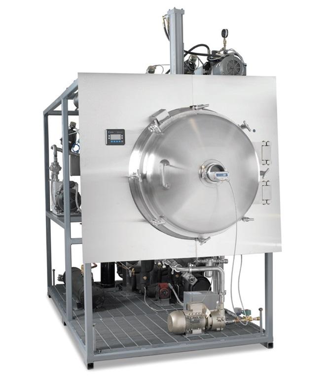 SP Scientific benchmark production freeze dryer