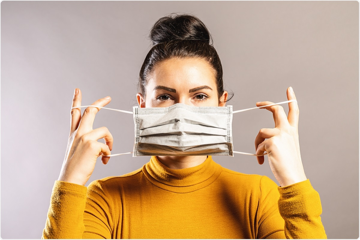 Study: Face covering adherence is positively associated with better mental health and wellbeing: a longitudinal analysis of the CovidLife surveys. Image Credit: r.classen / Shutterstock