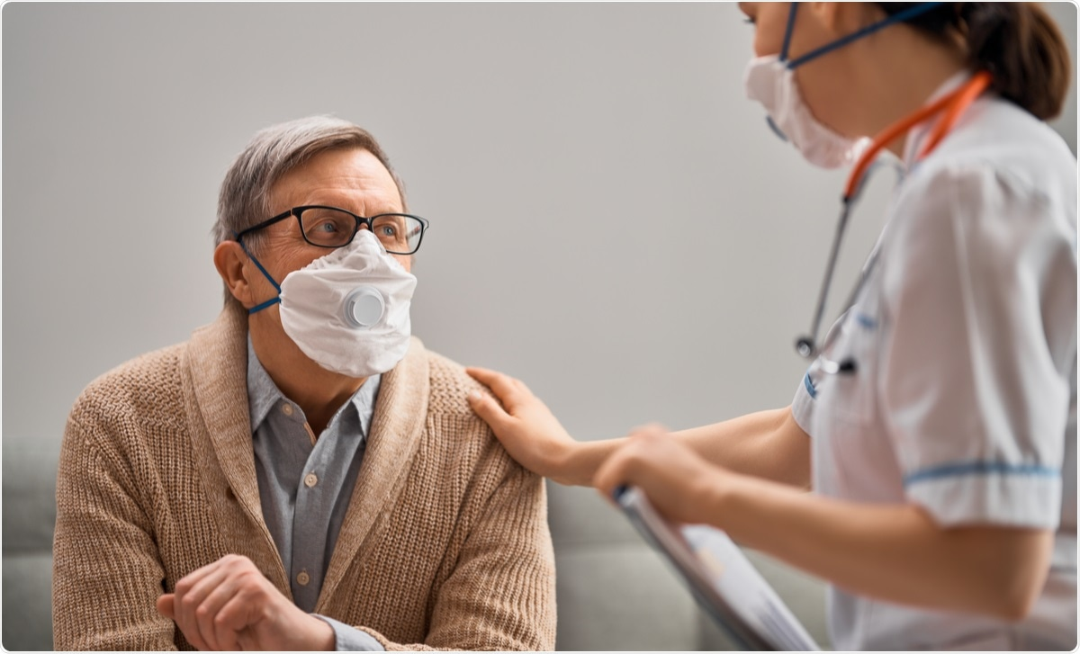 Study: Risk factors for retirement home COVID-19 outbreaks in Ontario, Canada: A population-level cohort study. Image Credit: Yuganov Konstantin / Shutterstock