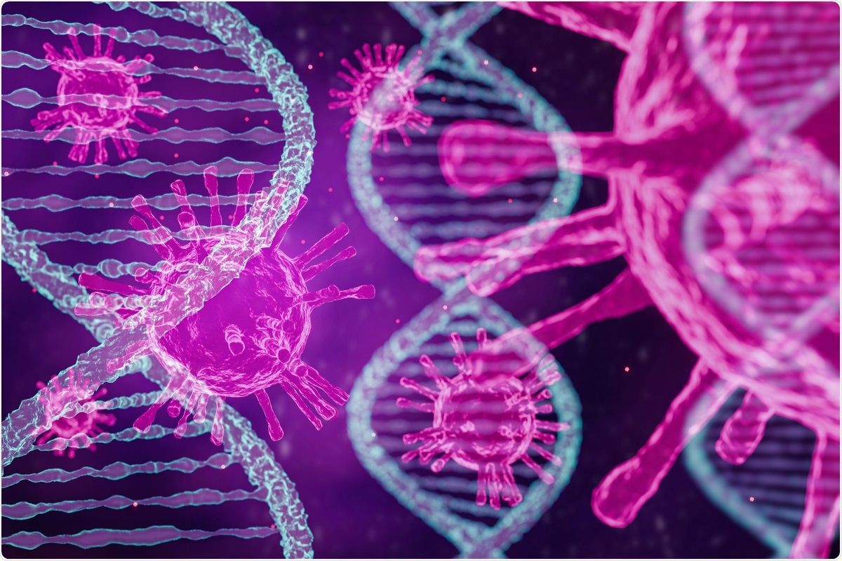 Study: Genetic correlations between COVID-19 and a variety of traits and diseases. Image Credit: Studio.c / Shutterstock