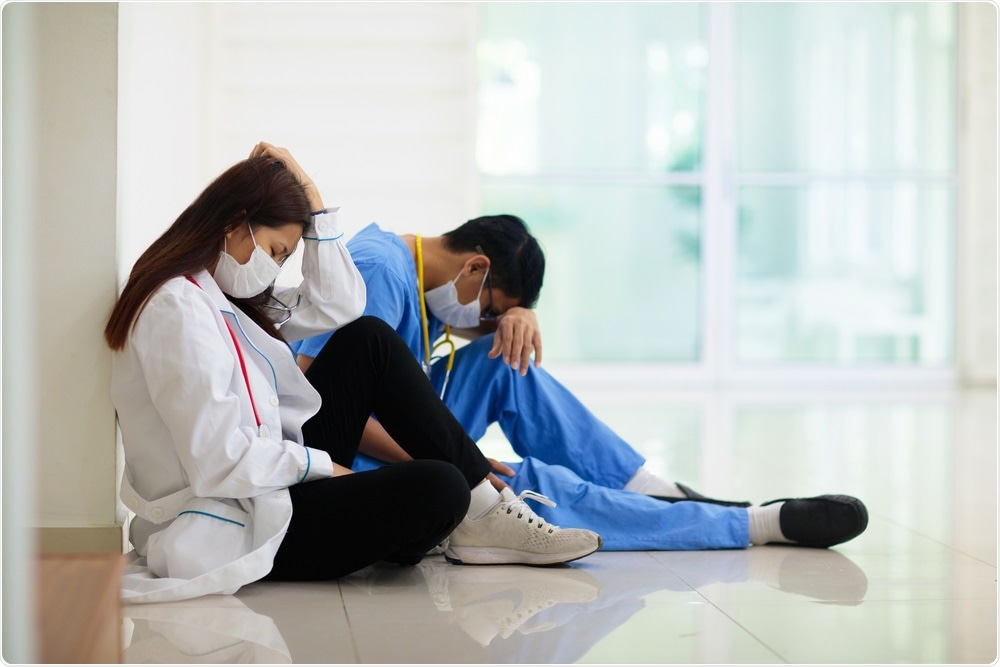 Exhausted Physicians