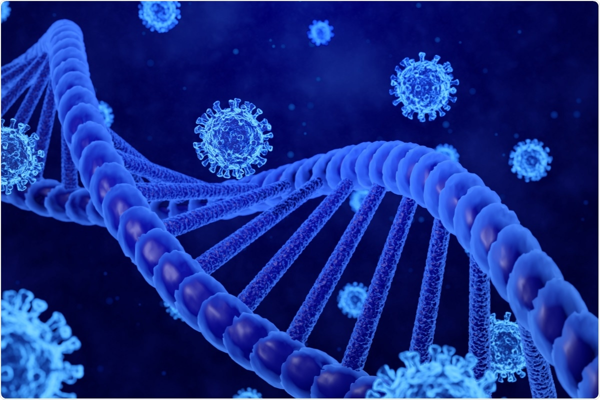 Image Credit: Common variants at 21q22.3 locus influence MX1 gene expression and susceptibility to severe COVID-19. John Ariya / Shutterstock