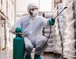 Peracetic acid fumigation as powerful and cost-effective disinfectant of SARS-CoV-2 on surfaces