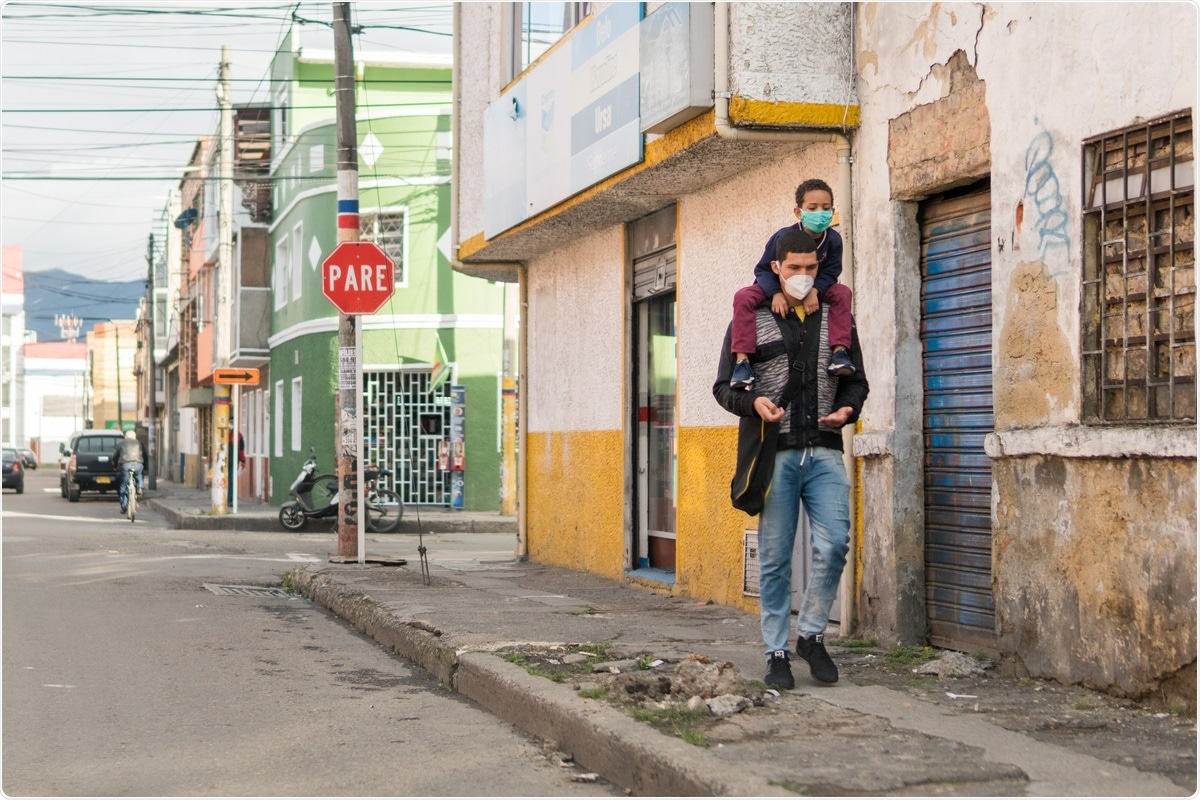 Study: Socioeconomic inequalities associated with mortality for COVID-19 in Colombia: A cohort nation-wide study. Image Credit: Felipe Mahecha / Shutterstock