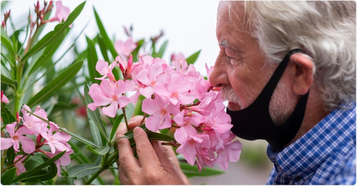 Study: Altered Smell and Taste: anosmia, parosmia and the long impact of Covid-19. Image Credit: Lucigerma / Shutterstock