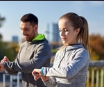 Smartphone fitness apps and wearable activity trackers boost physical activity levels