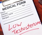 Low testosterone can increase risk of severe COVID-19 in males
