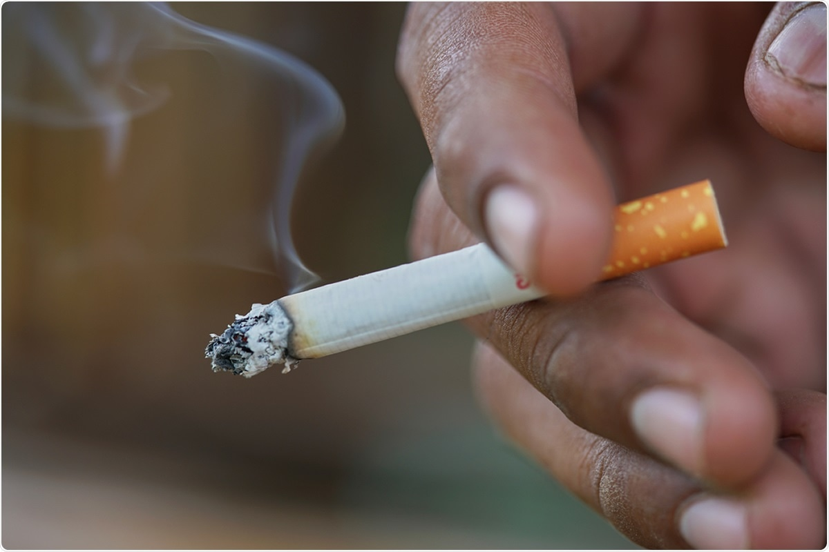 Study: Smoking increases the risk of COVID-19 positivity, while Never-smoking reduces the risk. Image Credit: Criniger Kolio / Shutterstock