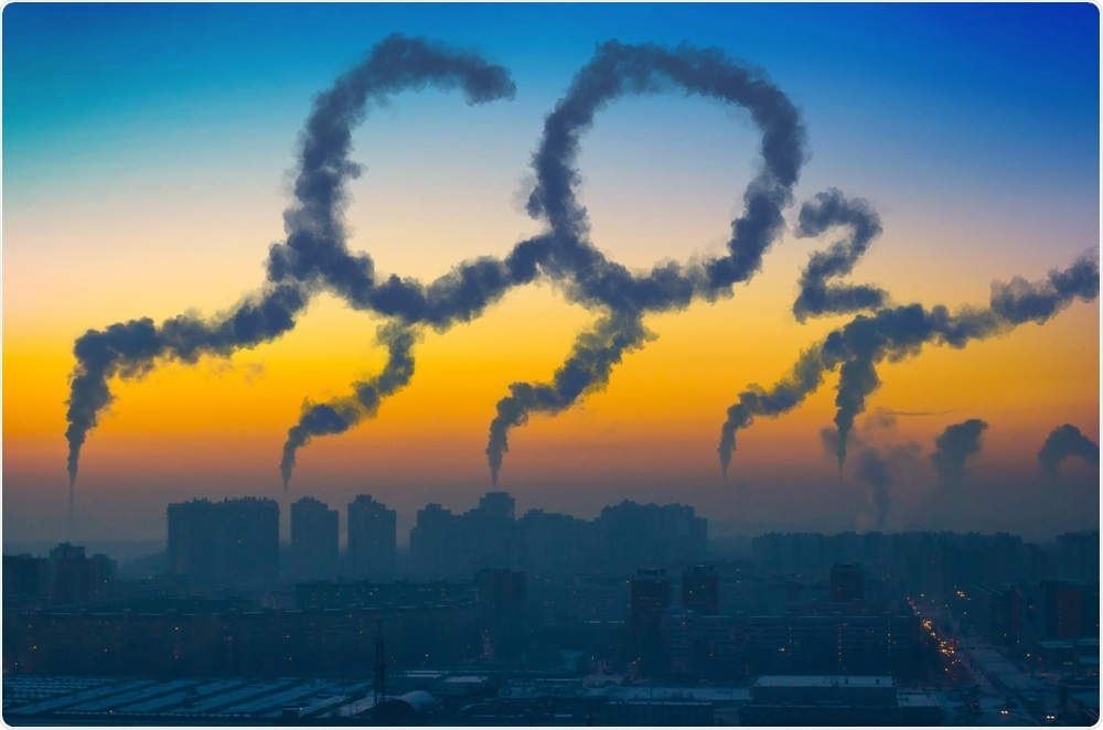 Global carbon emissions at record low due to COVID-19 pandemic