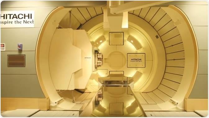Máquina de la terapia del haz del protón - haber: Clínica de Mayo