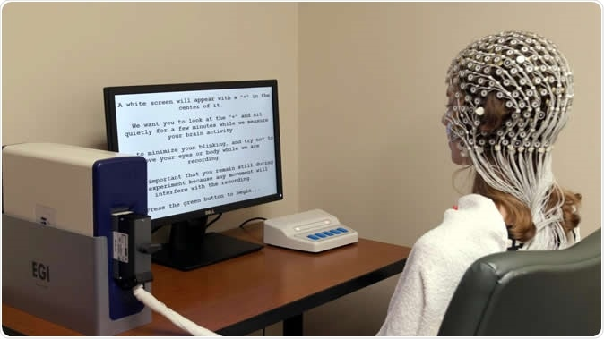 A new study finds that measuring electrical activity in the brain through electroencephalogram (EEG) can help predict a patient's response to an antidepressant. The study is the first of several stemming from a national trial aimed at establishing biology-based, objective strategies to remedy mood disorders.