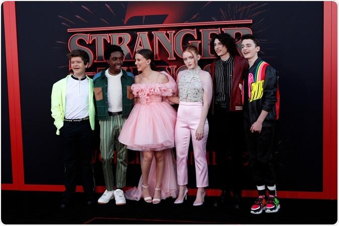 LOS ANGELES - JUN 28: Cast at the