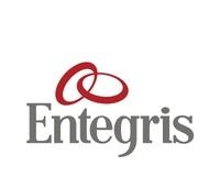 Entegris Particle Sizing logo.