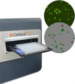 High-Throughput Automated Cell Counter - Cellaca MX