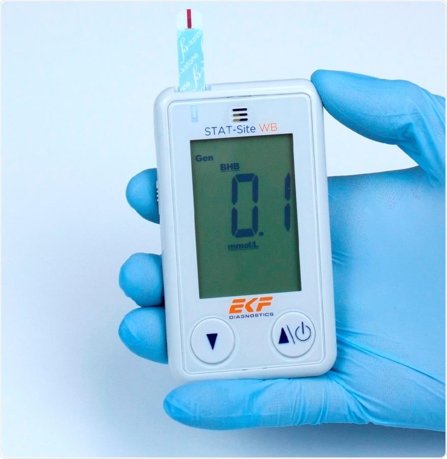 EKF launches FDA CLIA-waived β-ketone and glucose POC analyzer to U.S. market