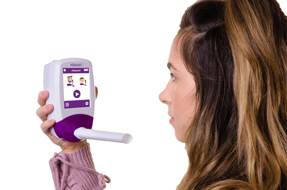 Could FeNO breath testing provide an early indicator of Covid-19?