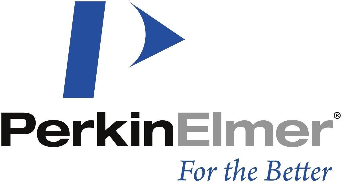 PerkinElmer logo.