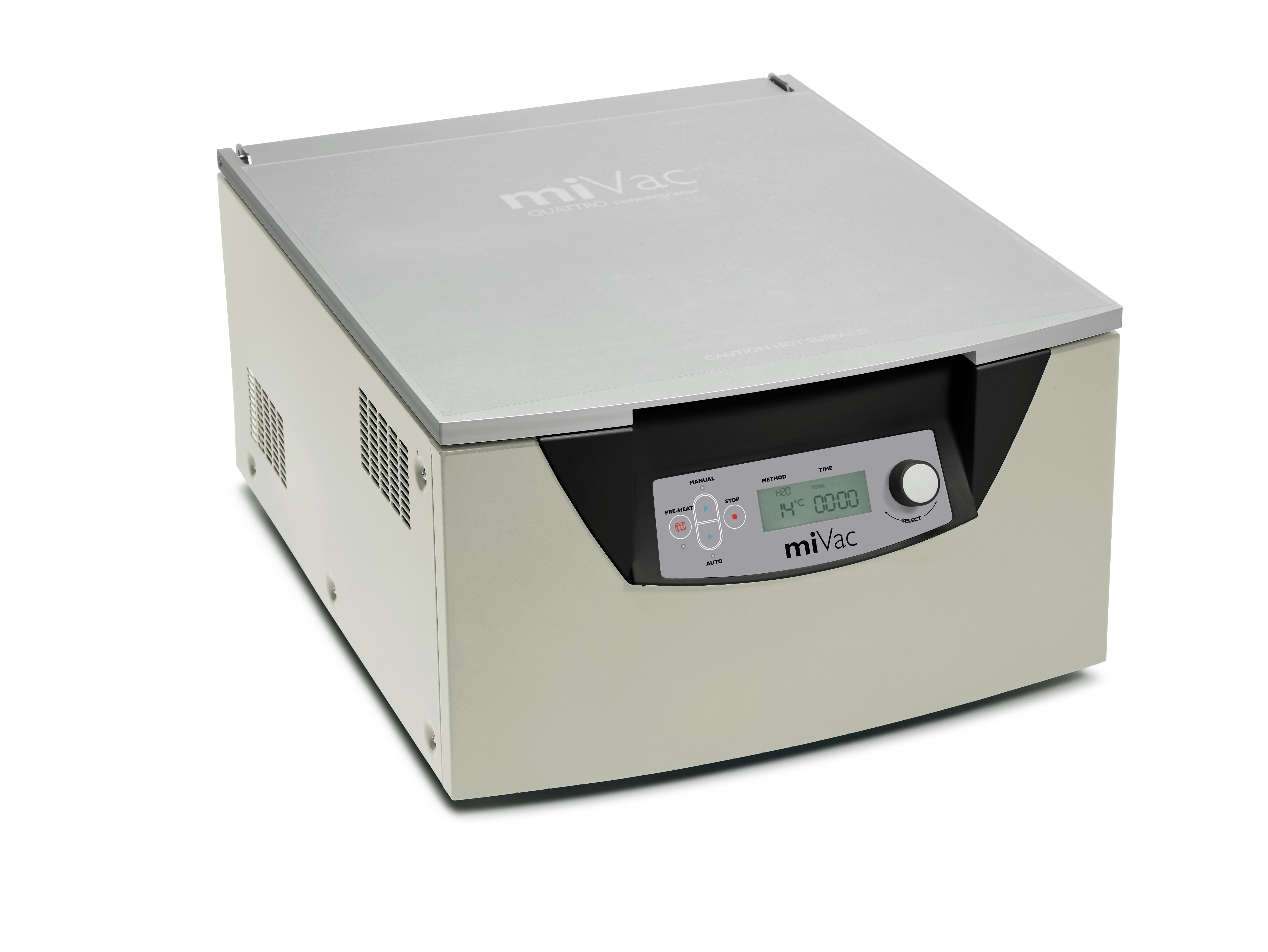 miVac Quattro Concentrator