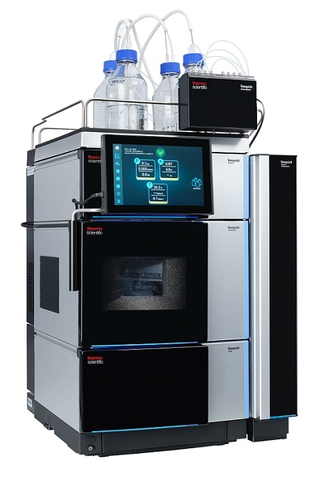 New high-performance liquid chromatography system maximizes the delivery of precise results